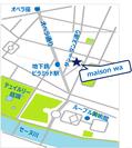 maison wa map
