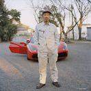 若木氏が撮影した自身の幼なじみの写真(C)Shingo Wakagi