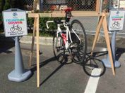 サイクリングラック