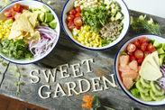 Sweet Gardenのサラダボウル
