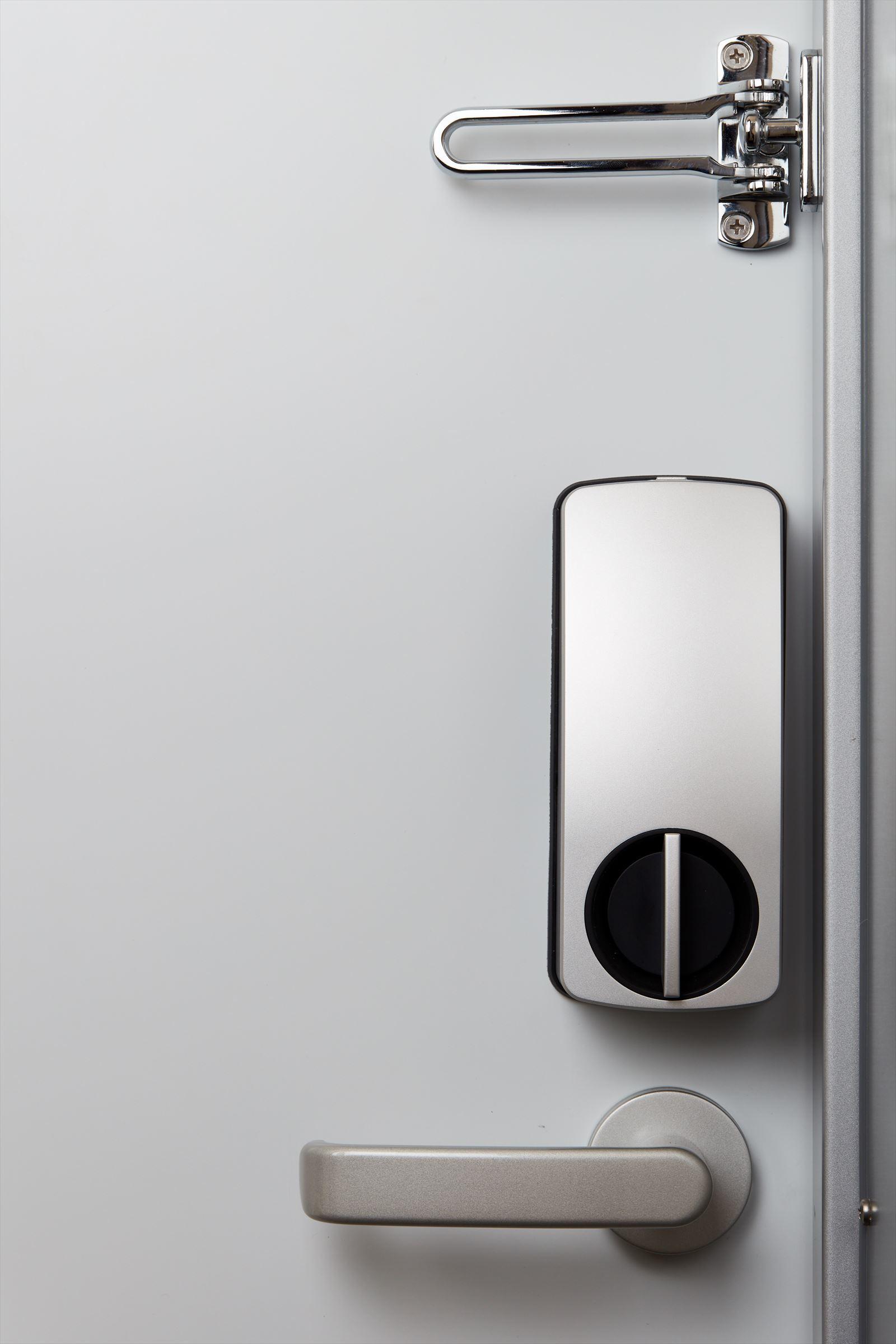 Glamo Smart Lock 内側(正面)
