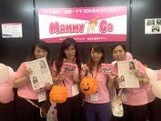 最強のママチームでCEATEC JAPANの展示会に挑みます!