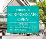 THERMOS SURPRISE ART/CAFE