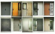 全住戸異なる玄関