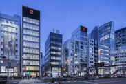 写真左:日総第25ビル 右:エキスパートオフィス渋谷