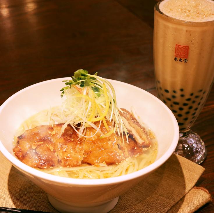 麺 パーコー