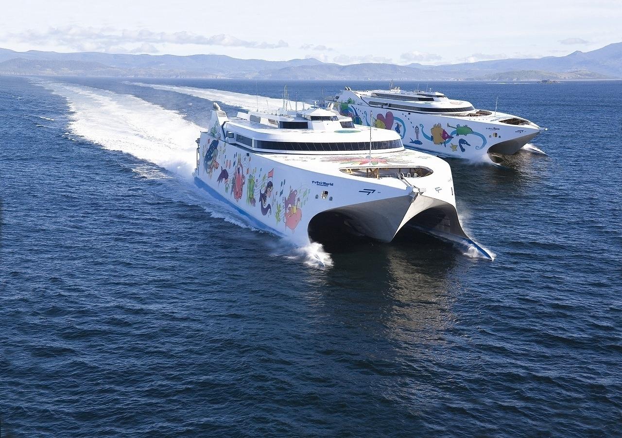 津軽 海峡 フェリー