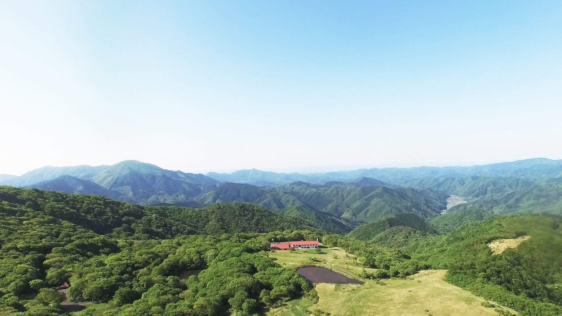 広島県の秘境にあるピクニックの聖地 休暇村吾妻山ロッジが2018年4月10日にオープン