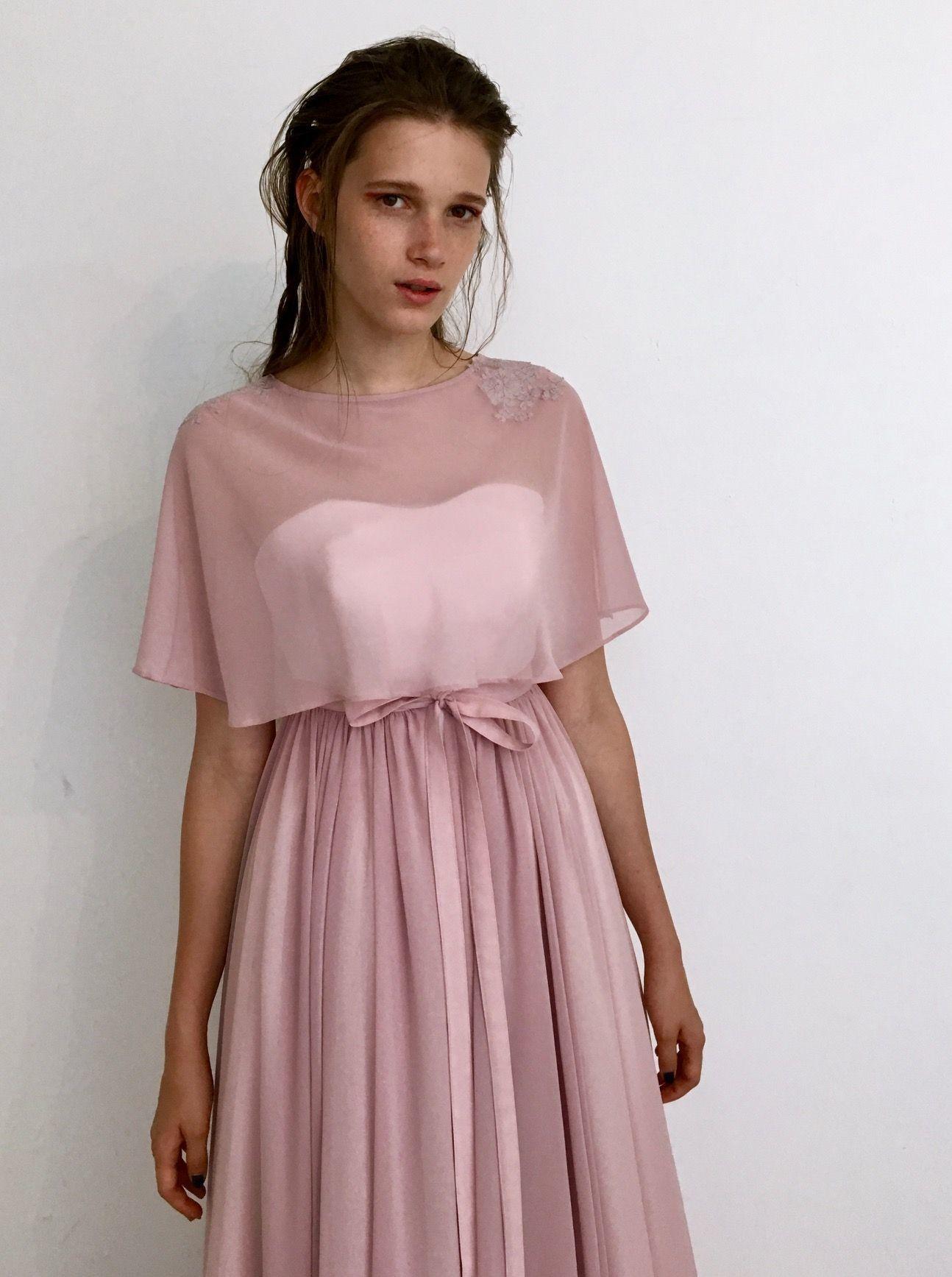 42893255389a9 スペシャルプライスでドレスをレンタル! 代官山のウェディングドレスブランド『ウーアンジュ』が期間限定カラードレスフェアを4 20から開催