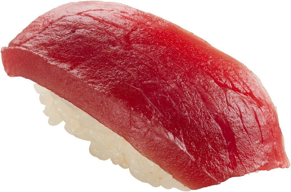 スシローの赤シャリのお寿司