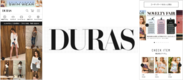 DURAS OFFICIAL WEB STOREリニューアル01