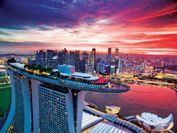 「CE LA VI Singapore」 Marina Bay Sands