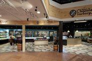 今年1月にオープンした「横浜チョコレートファクトリー&ミュージアム」。