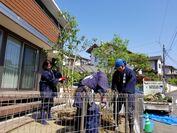 植栽作業1