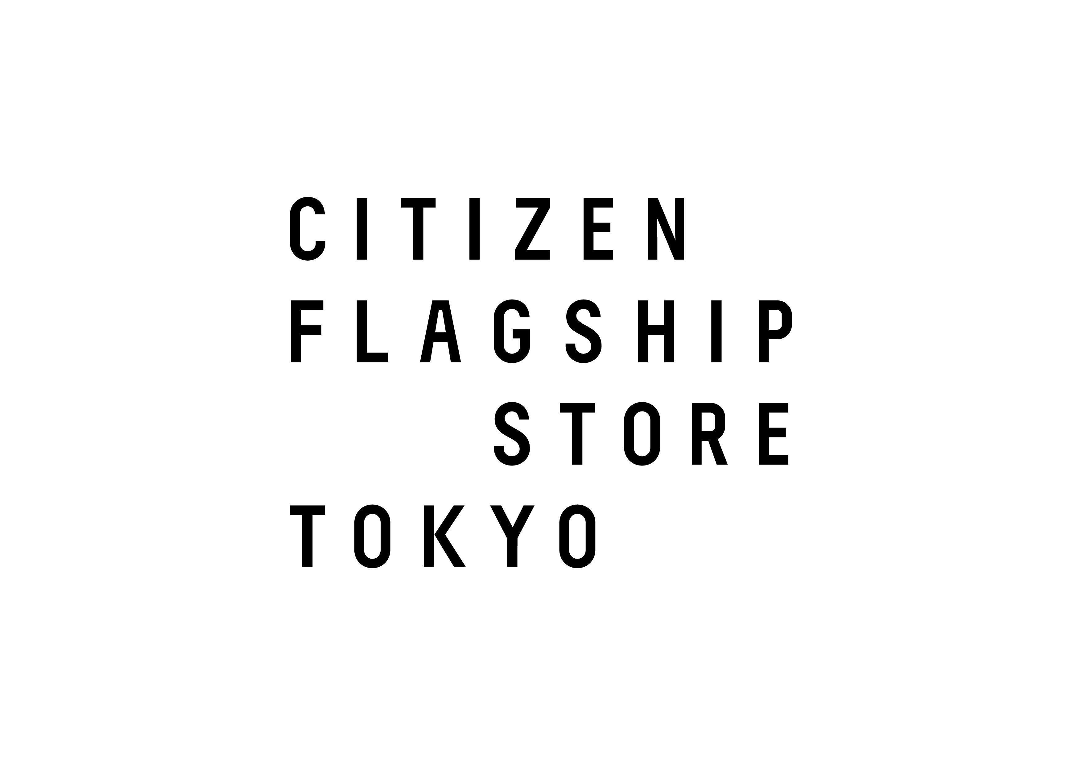 2f792b7d3e78 シチズン フラッグシップストア 東京でウオッチフェア開催 人気 ...