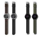 "UNITED ARROWS限定『+BAND MODEL』 ""vivomove HR BlackSilver""、""vivoactive 3 Music"""