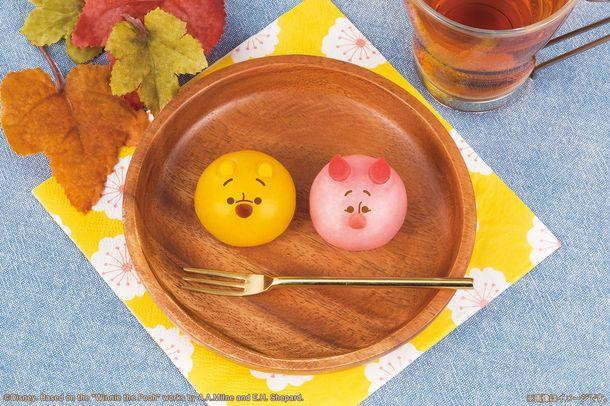 食べマスモッチ くまのプーさん