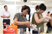 「かき氷研究会」の様子(6)