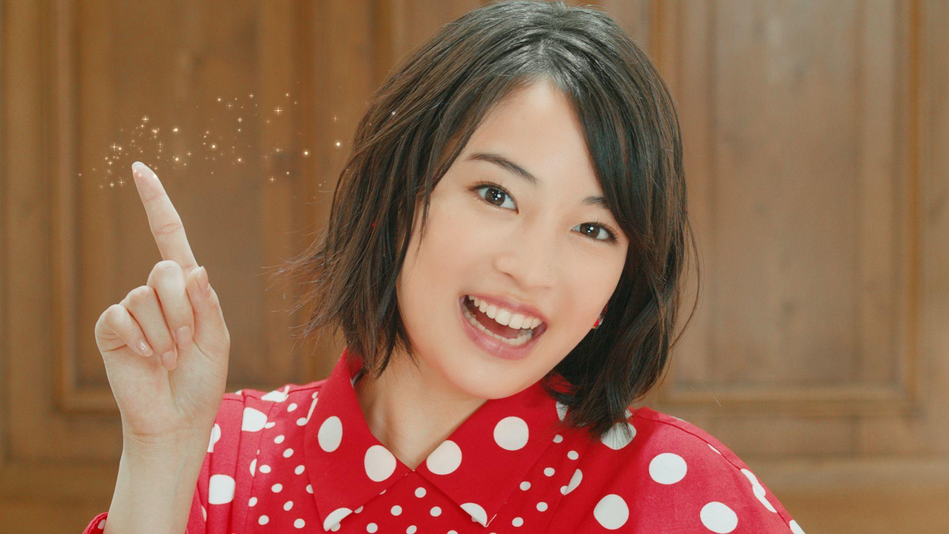 女優 広瀬すずさんを起用 新tvcm 家電の歌 篇を10 3 水 からoa