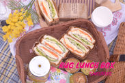 SAKURUG「RUG LUNCH BOX」