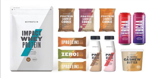 ヨーロッパNo.1栄養ブランド「マイプロテイン」が10/23にブランド ...