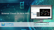 「Science Cloud On Arm HPC」イメージ