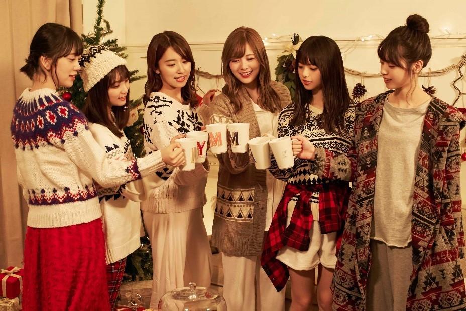 【ペット保険のアイペット】乃木坂46メンバーがクリスマスパーティーを開催!