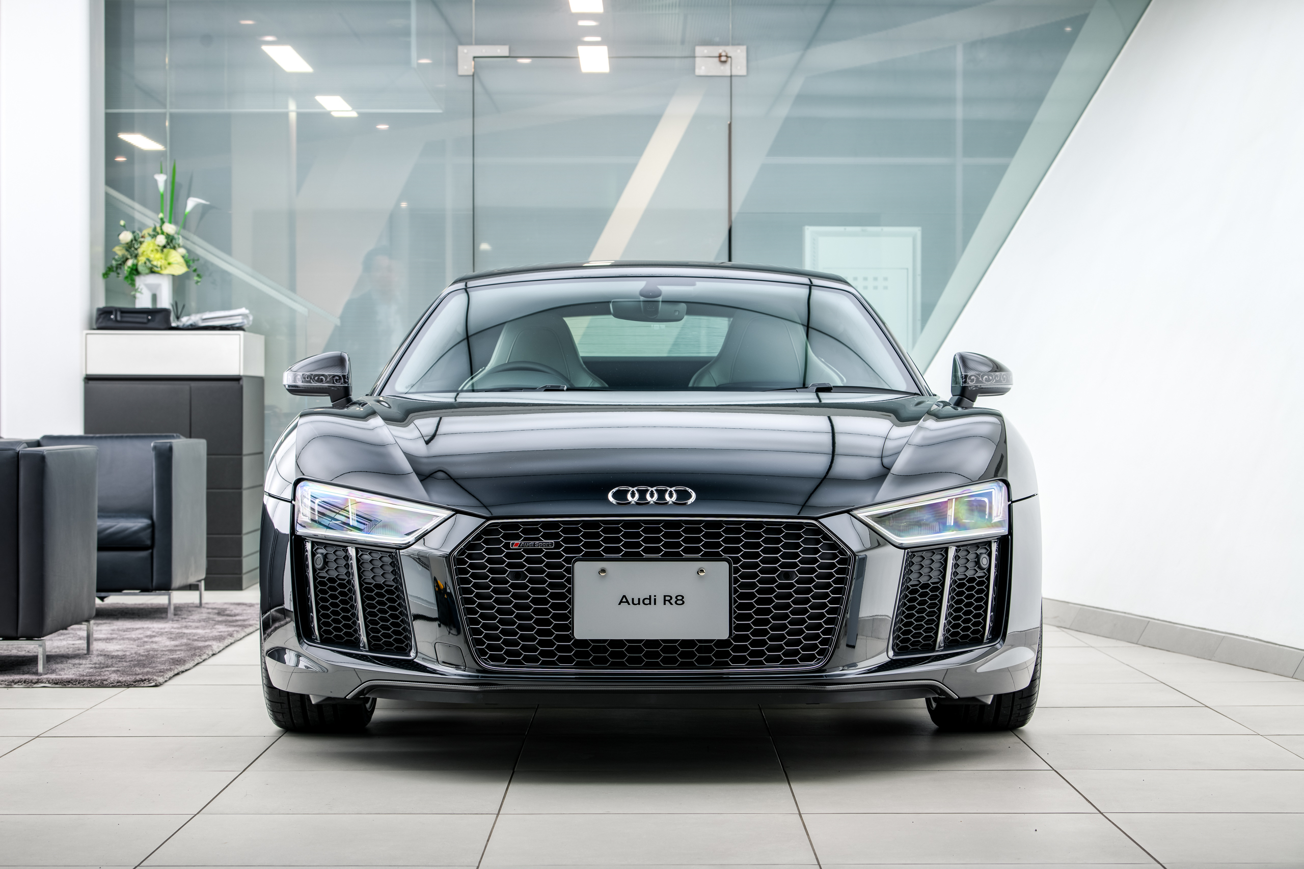 「The Audi R8 Star of Lucis」