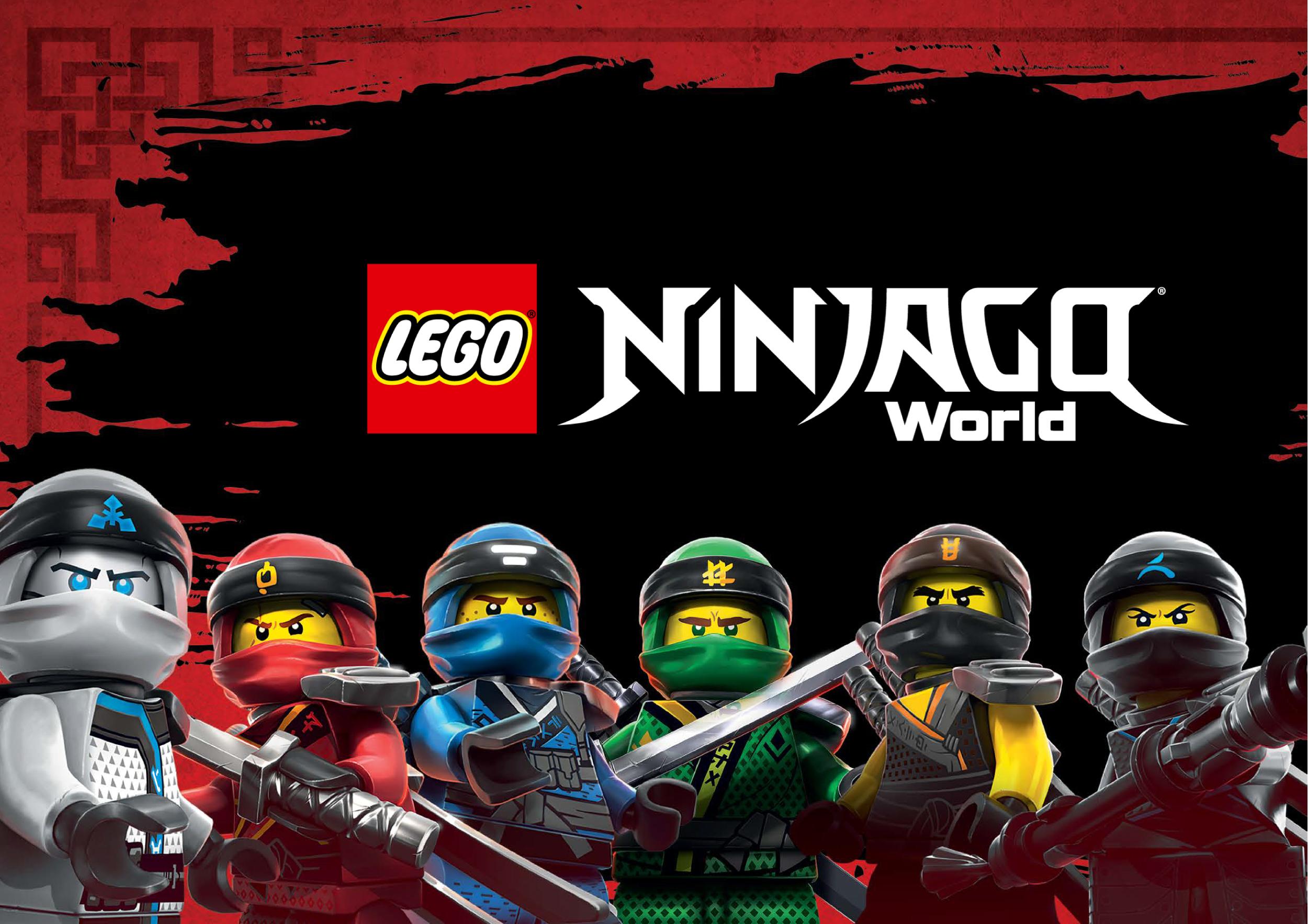ニンジャ ゴー レゴ レゴ ニンジャゴー
