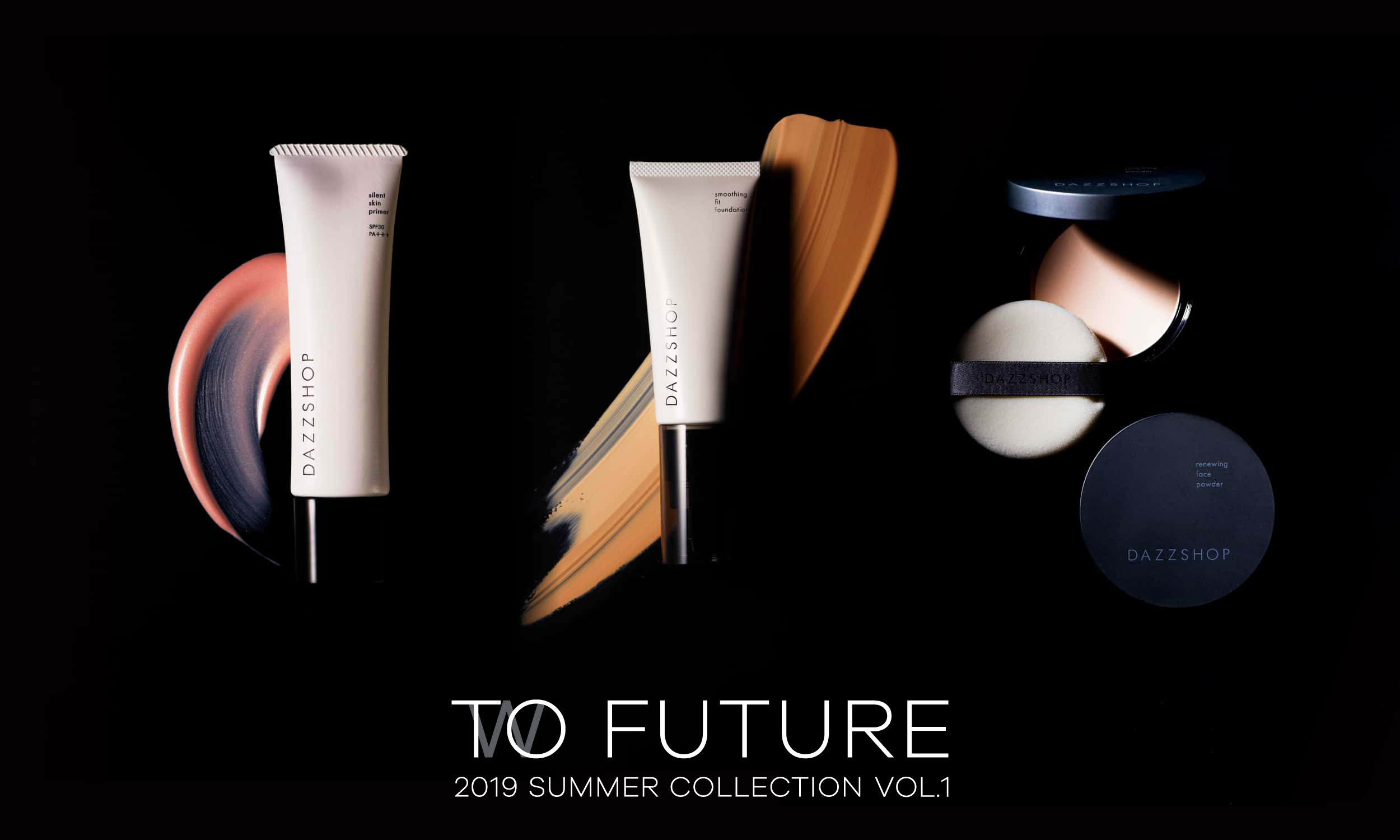 "DAZZSHOP 2019 SUMMER COLLECTION ""TO FUTURE"" VOL.1 IT'S MY COLOR"