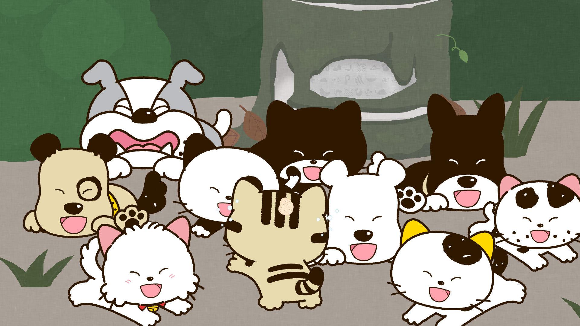 猫好き必見 猫だらけのオムニバス映画の製作決定 ダヤンとタマと