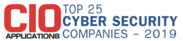 CIO Applications, Top 25 Cyber Security Companies - 2019