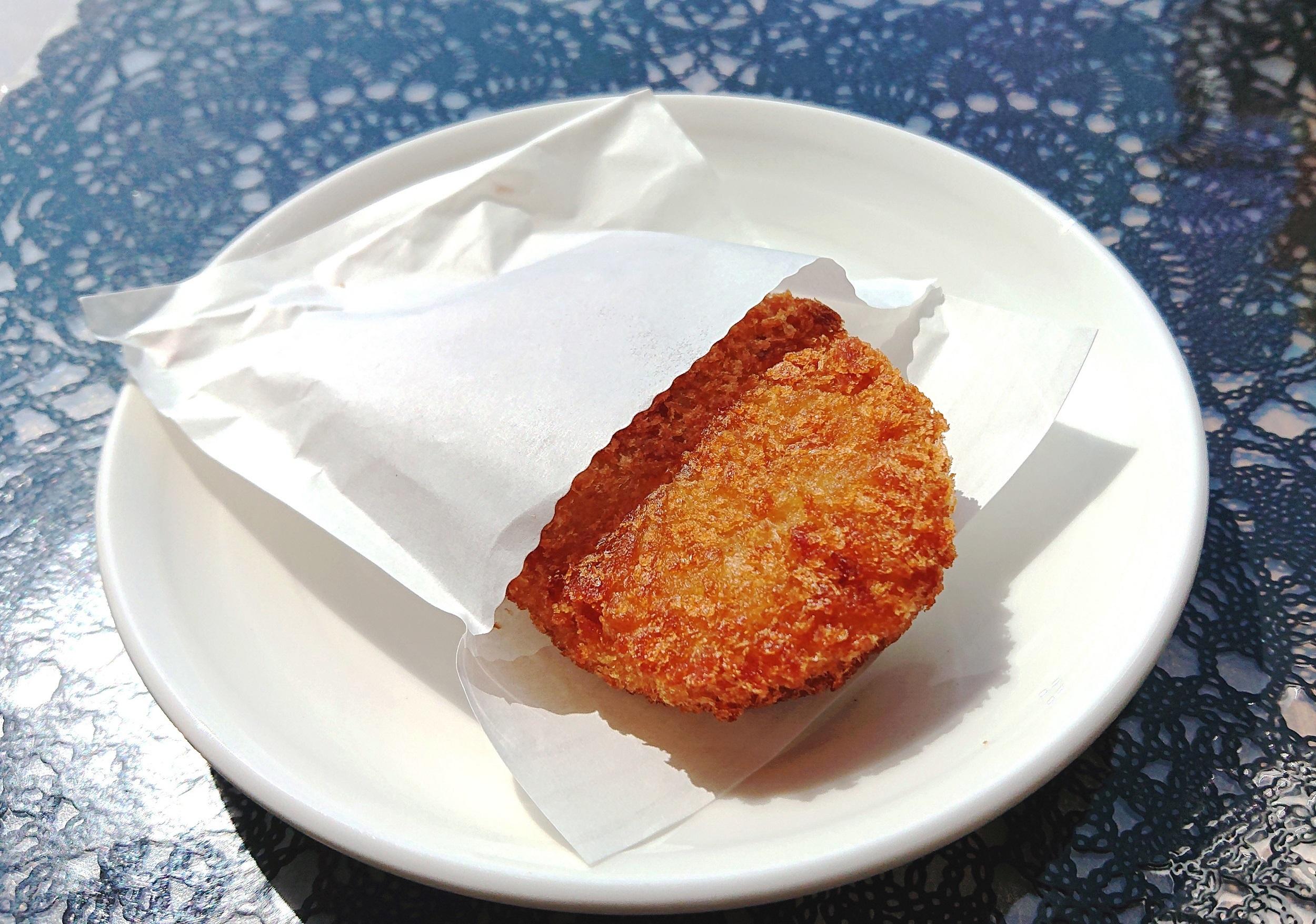 休暇村紀州加太オリジナル鯛コロッケ