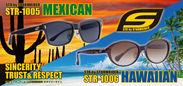 「STR-1005 MEXICAN/STR-1006 HAWAIIAN」イメージ