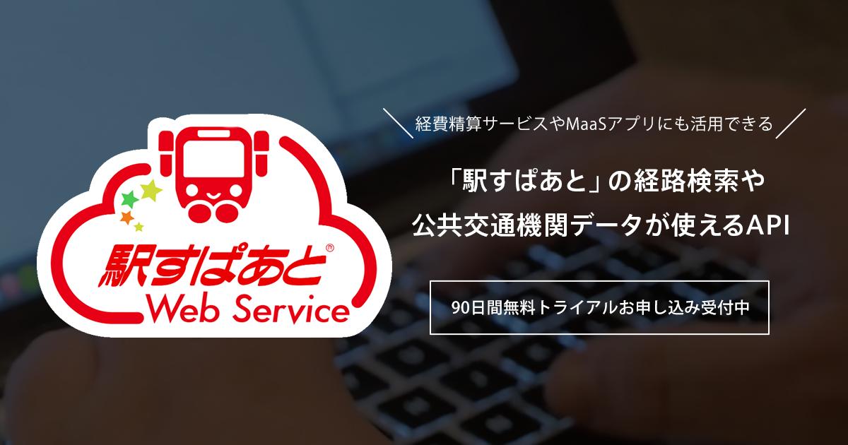 クラウドサービス連携で業務効率化、活用事例を紹介Interop Tokyo 2019にて「駅すぱあと... 画像