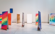 Installation View: AIMIA | AGO Photography Prize 2017, RAINBOW VARIATIONS,Art Gallery of Ontario, Toronto