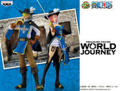 ワンピース TREASURE CRUISE WORLD JOURNEY