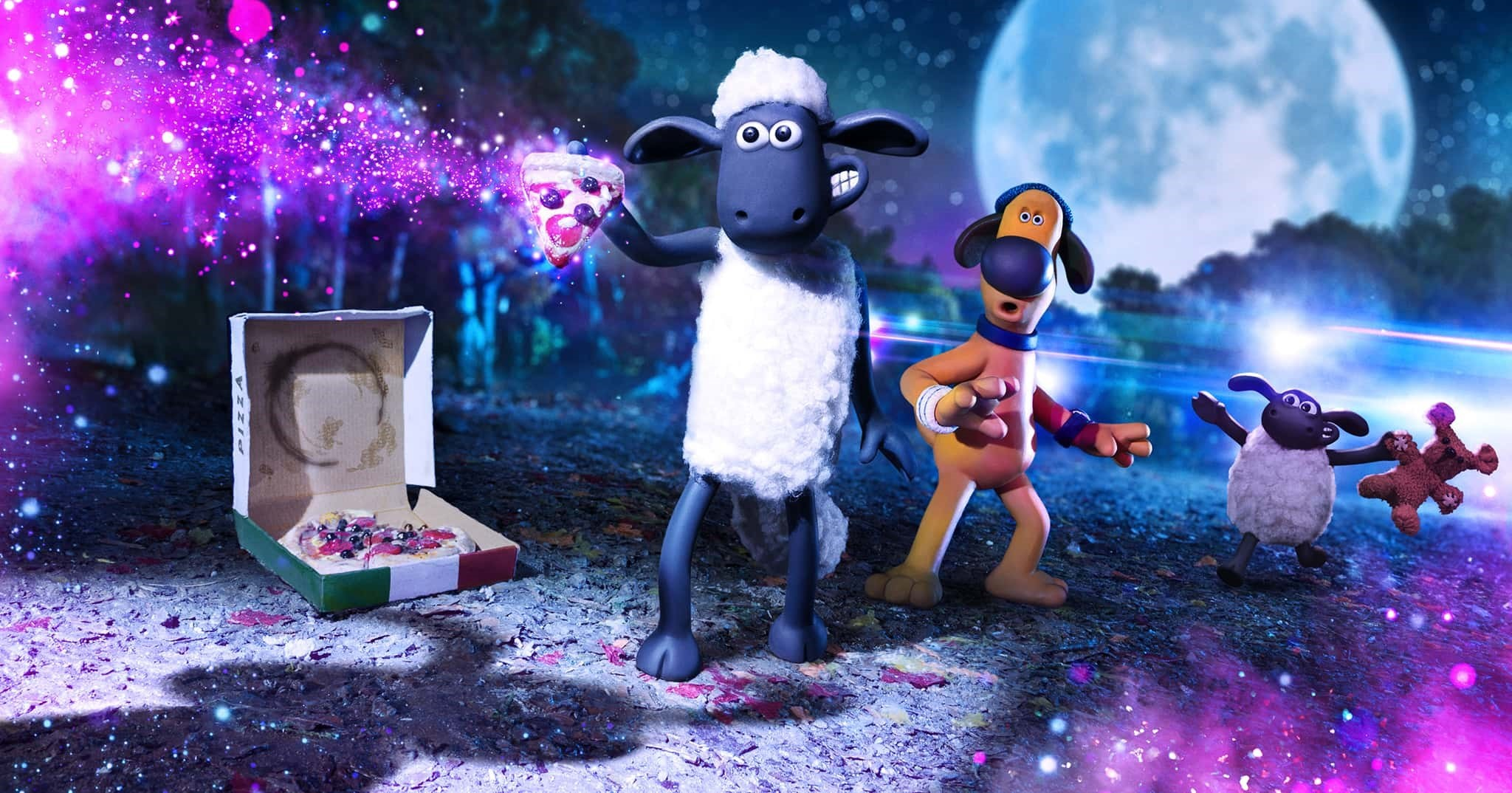 (C)2019  Aardman Animations Ltd and Studiocanal SAS. All Rights Reserved.