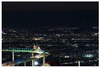 生駒山上遊園地の夜景が「COOL JAPAN AWARD 2019」を受賞しました 画像