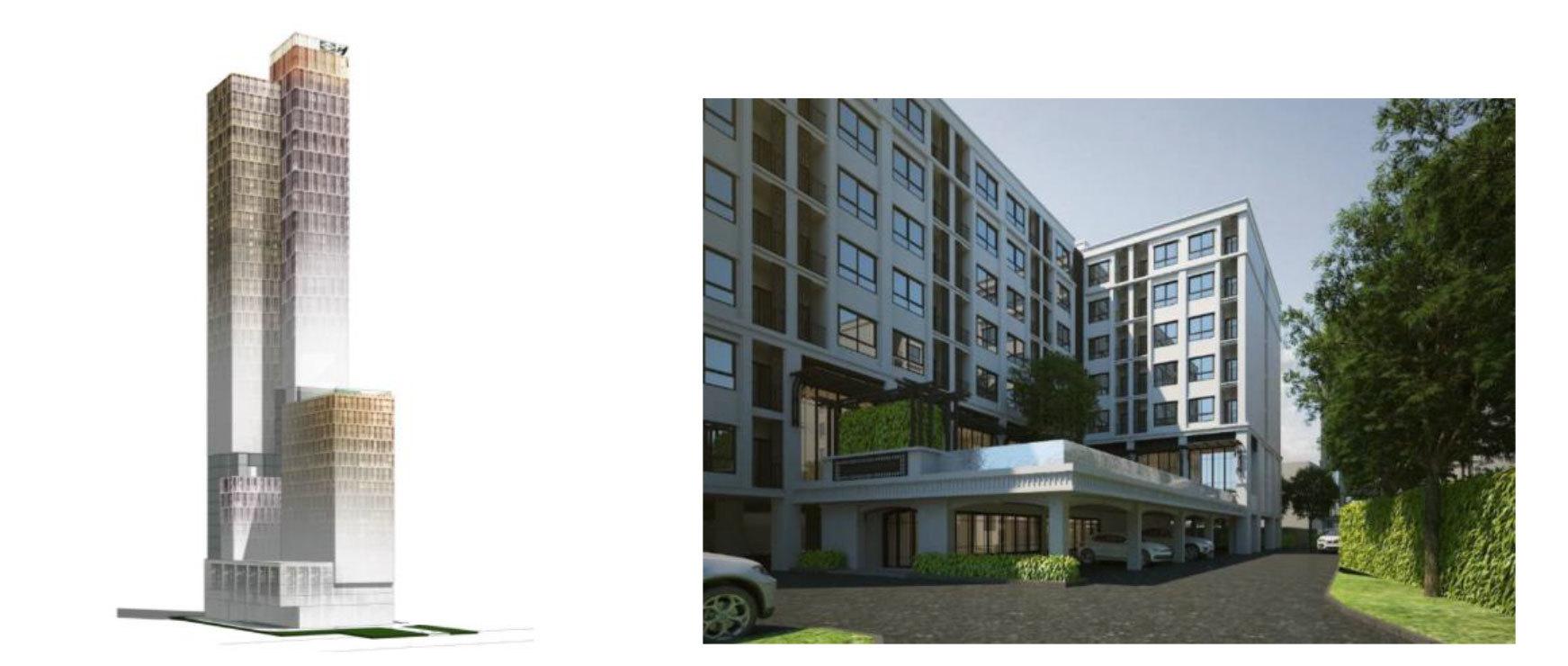 ≪タイでの分譲事業参画戸数が10,000戸を突破≫タイにおける2マンションプロジェクトへの参画が決定 画像
