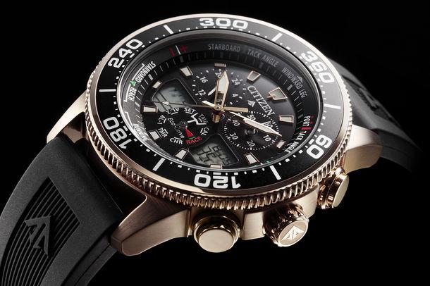 pretty nice 0a446 df5bf ヨットレースに特化した時計『シチズン プロマスター』 エコ ...