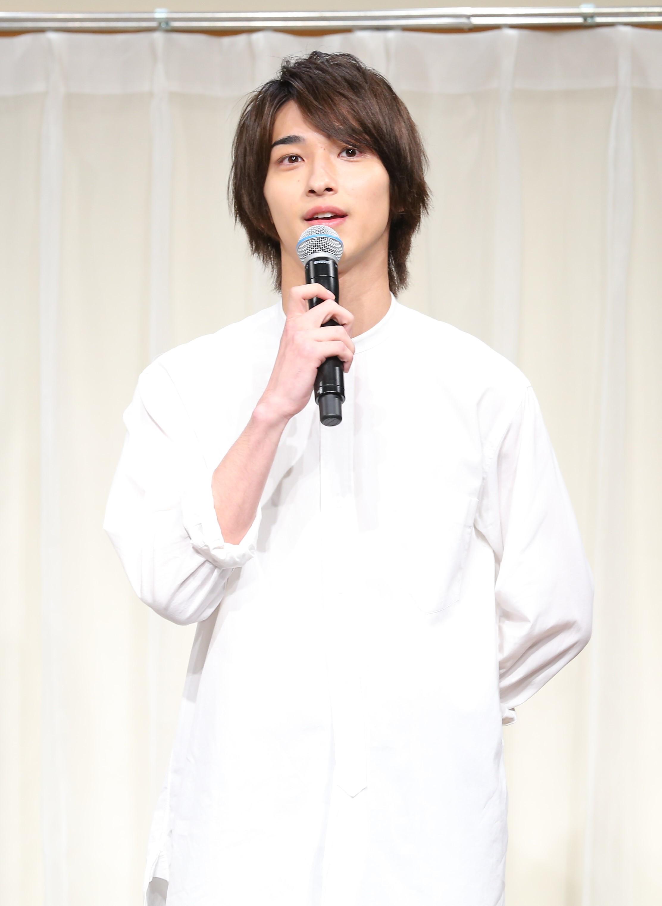 続いて、人気若手俳優の横浜流星さんが登場し、\u201dたおりゅう\u201cの彼氏役\u201dりゅうくん\u201cを務めることが発表されました。カップル役としてのアンバサダー就任ということも