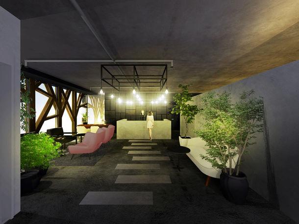 ホテル モーニング ボックス 大阪 心斎橋