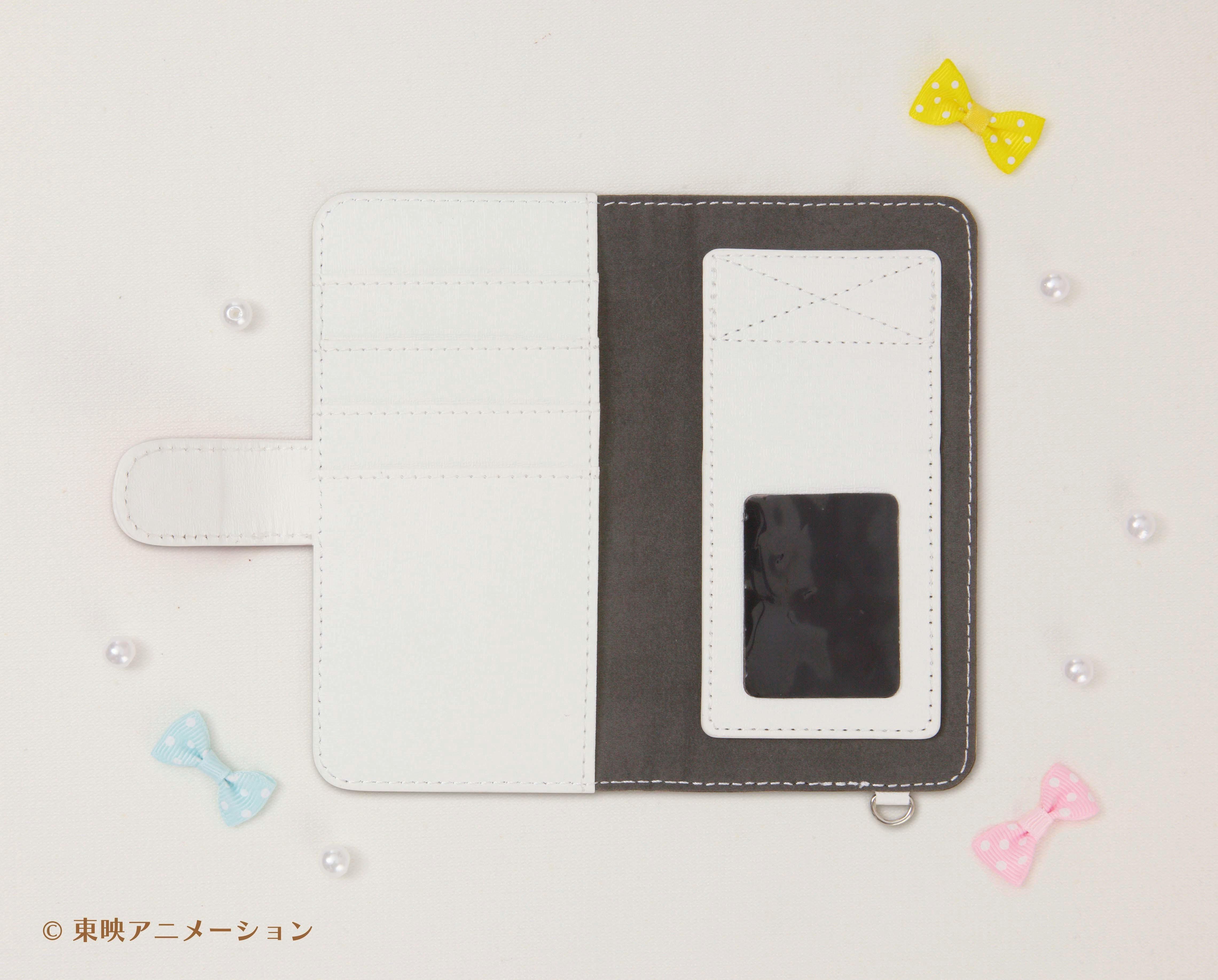 汎用手帳型スマートフォンケース(3)