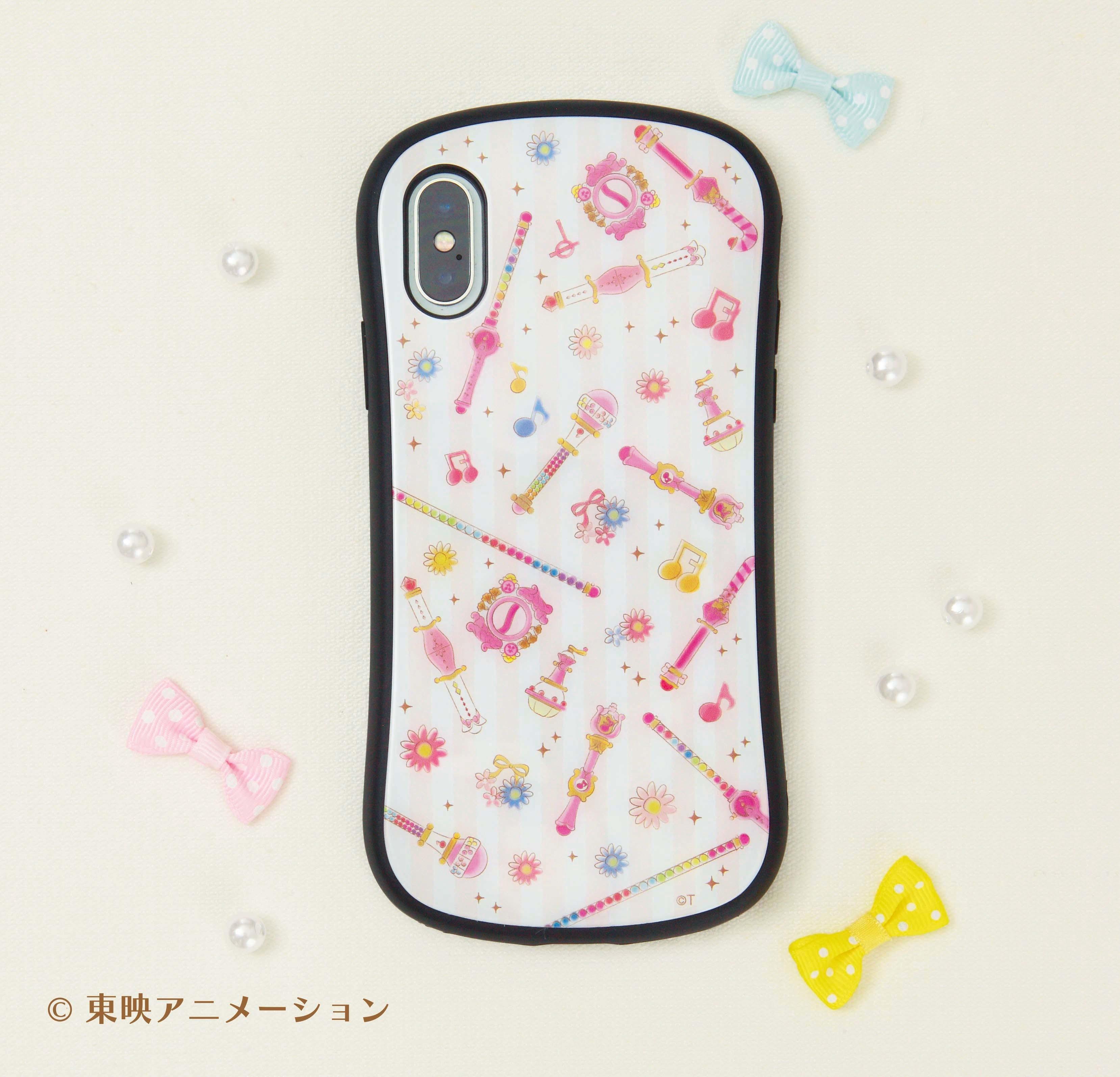 ハイブリッドガラスケース iPhone Xs/X