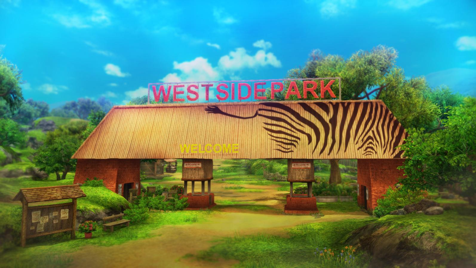 ゲーム内姫路セントラルパーク
