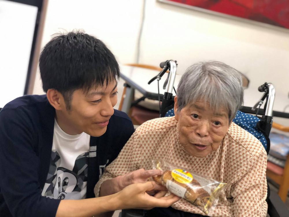 高齢者への傾聴1