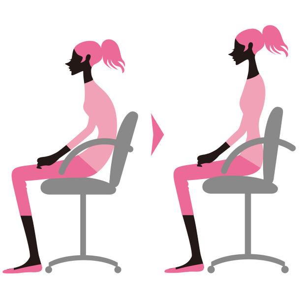社内うつを防げ!すべり座りを坐骨座りに変える『デスクワーク姿勢研修』開始|一般社団法人 日本姿勢予防医学協会のプレスリリース