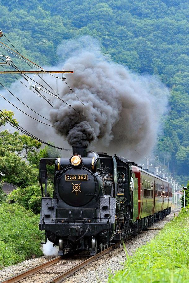 エクスプレス パレオ SL列車で新しい人生に出発進行!! 秩父鉄道が今秋から「パレオエクスプレスウエディング」