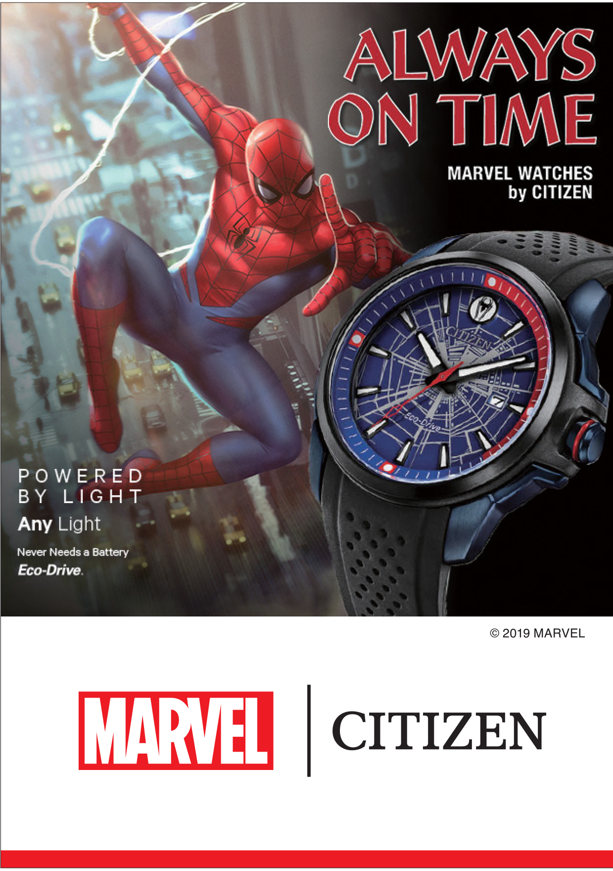 Spider-Man CITIZEN